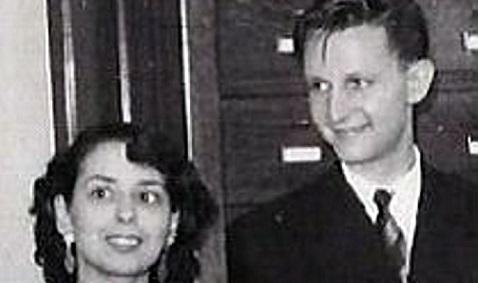 Bernard e Georgette Cazes