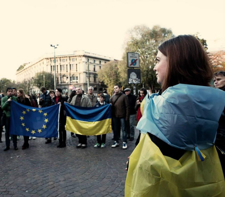 """""""Ucraina in Ue"""" foto © 2013 Chiara Vettraino"""