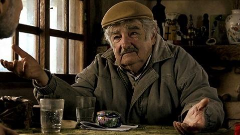 Il presidente José Mujica