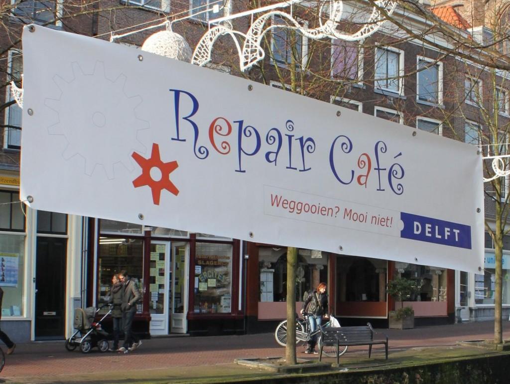 "Il ""Repair Cafè"" di Amsterdam"