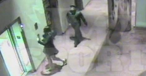 Ray Rice il famoso giocatore di football americano che è stato sospeso a tempo indeterminato per aver picchiato la sua fidanzata: alcuni accusano la NFL di essere intervenuta troppo tardi