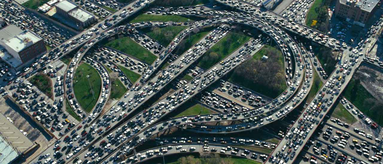 Non è il traffico a Milano, ma potrebbe diventarlo se si mette presto mano alla mobilità