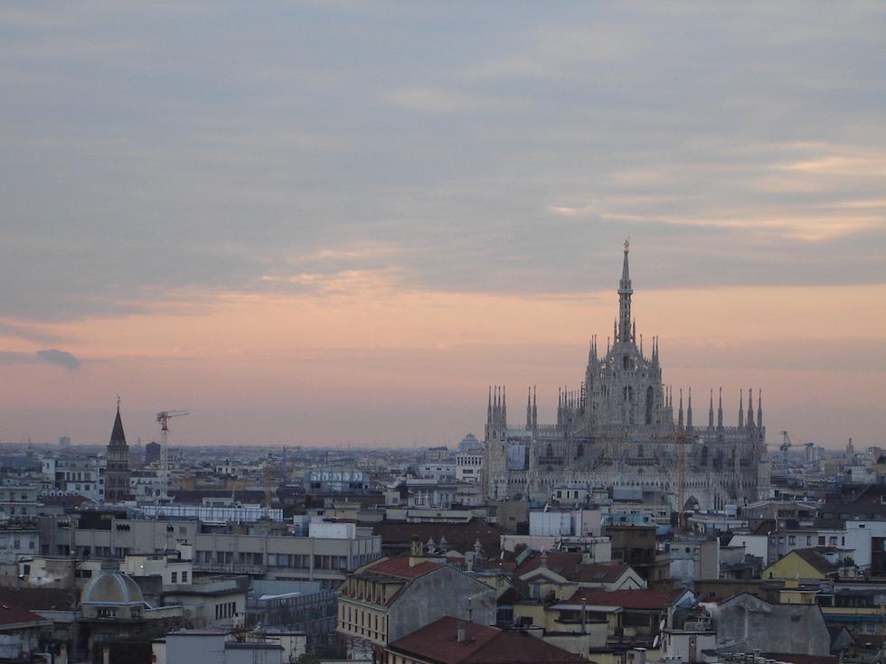 Il Duomo di Milano (Foto da Flickr anglogean).