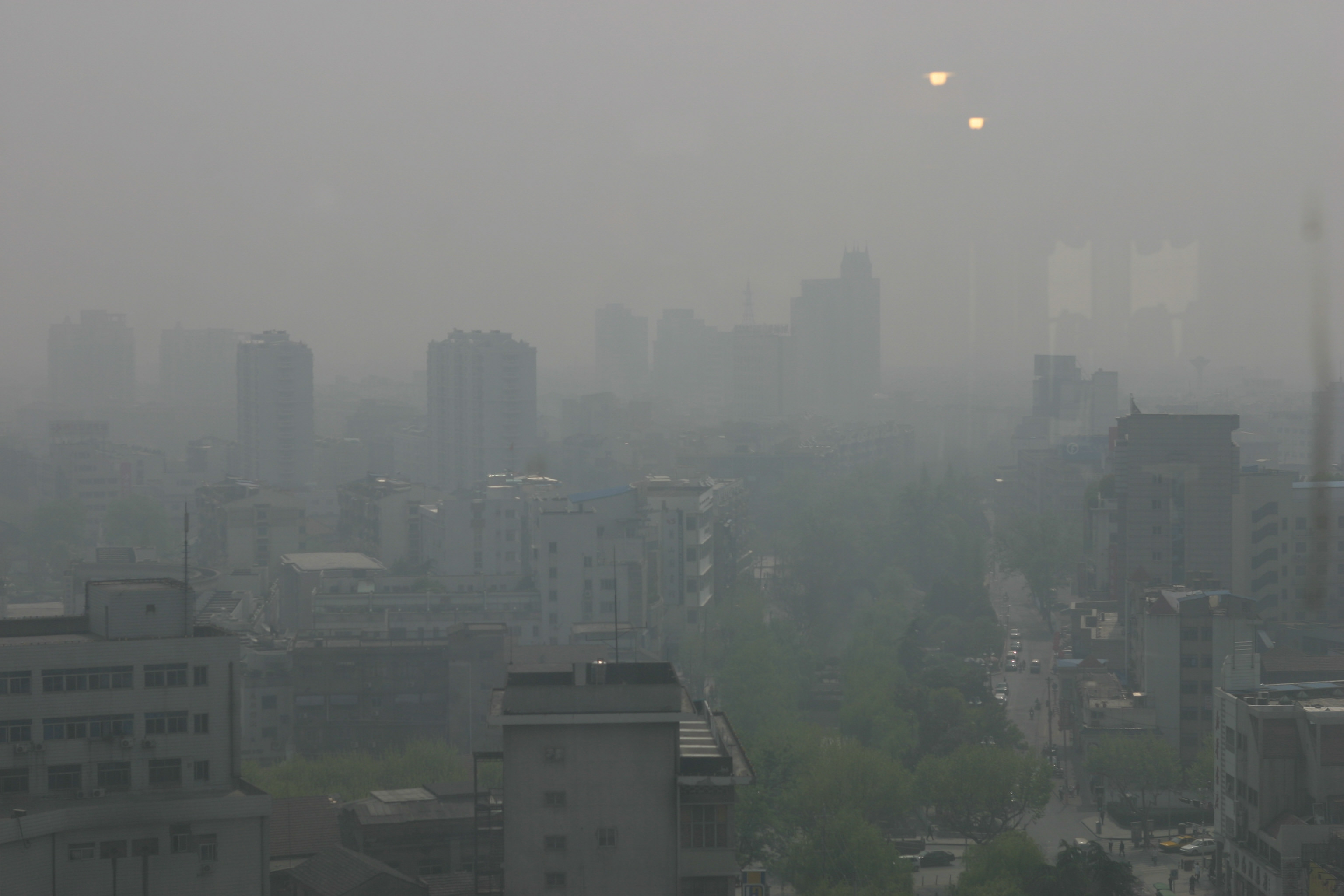 Smog-Inquinamento-Citta